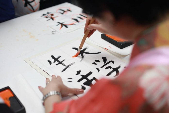 Japoński system pisma